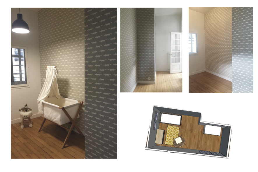 PARTICULIER – Chambres |